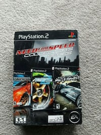Need For Speed Collectors Series PS2 Anchorage, 99515