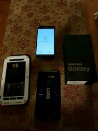 black Samsung Galaxy S7 with box Windsor, N9H 1K5