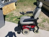 gray and red mobility scooter Nephi, 84648