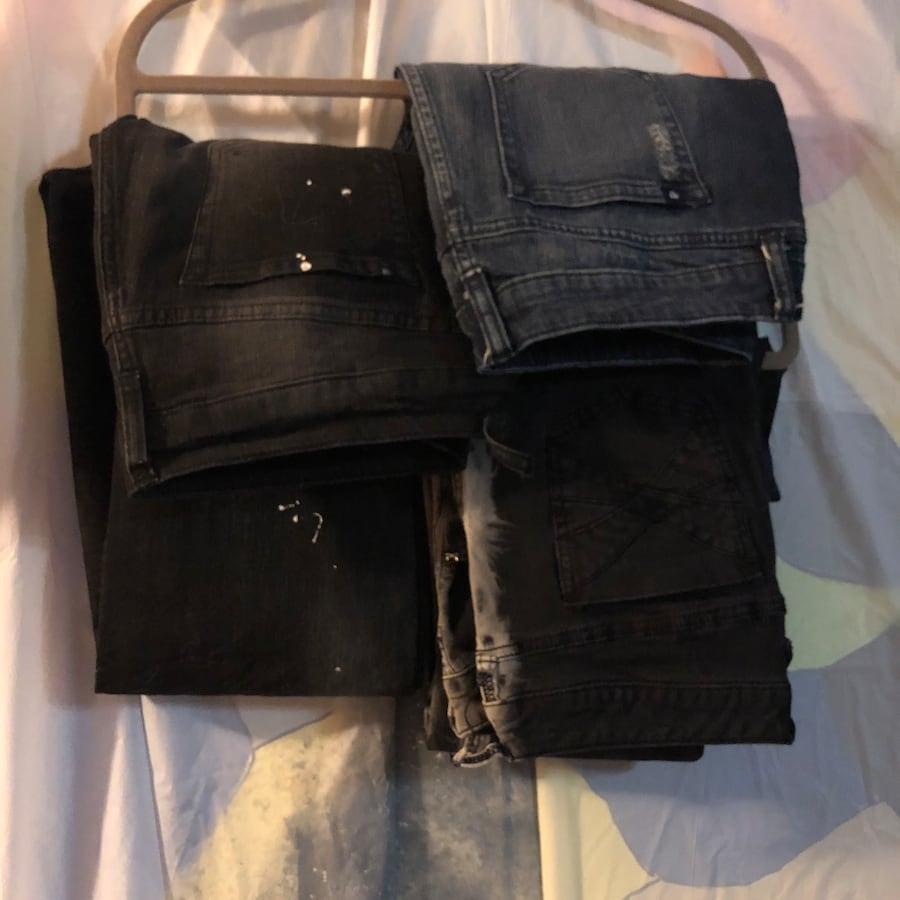 Hot Topic Jeans