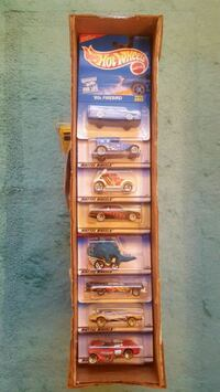 Vintage - Hot Wheels Car Collection