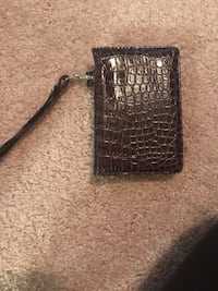 Wallet/phone holder