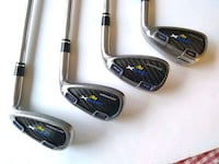 Nickent 3DX RC Irons #5 #8 #9 P Whitchurch-Stouffville, L4A 0J5