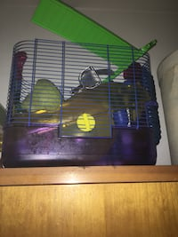 Hamster cage Bowling Green, 43402