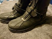 RALPH LAUREN POLO BOOTS YOUTH SZ 6.5 Bowie, 20715