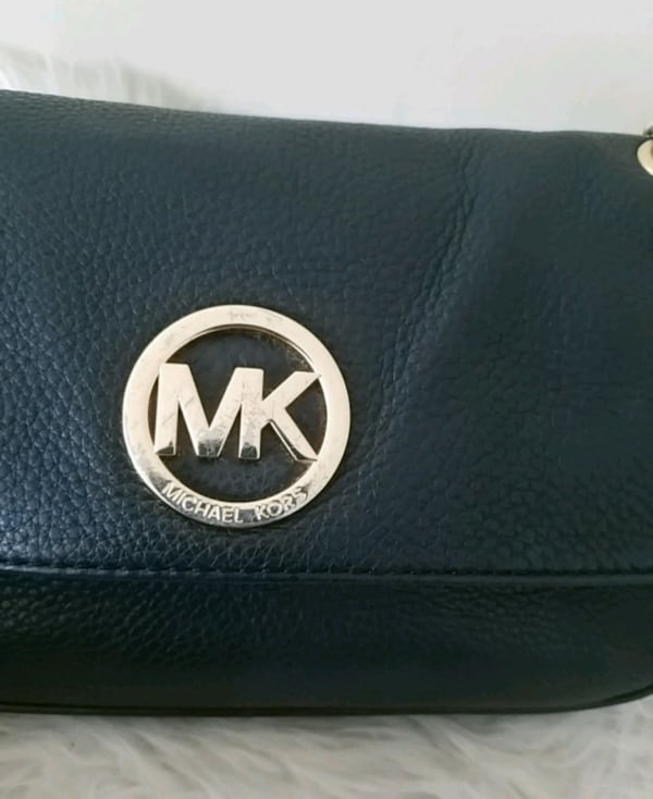 Michael Kors purse chain bag 2 ways  6