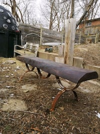 Cool bench. $300 Mississauga, L5A 2A6