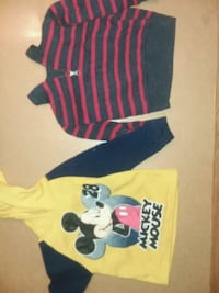 Disney Mickey mouse sweater 2t old navy sweater 2t Murray, 84107