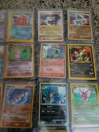 nine Pokemon trading card collection Toronto, M1H 3J5
