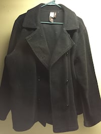 Women's Fleece Pea Coat size 2XL Terre Haute, 47802