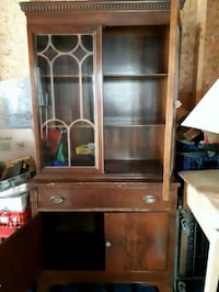 Antique china cabinet Edmonton, T5E 2H4