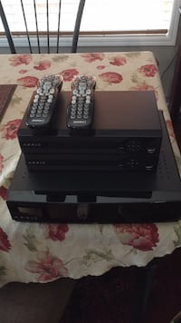 Shaw Gateway HDPVR system and two portals with remotes Edmonton, T6R 2N3