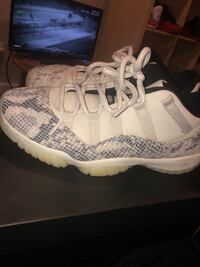 white snake skin 11s Baltimore, 21224