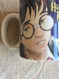 Harry Potter print ceramic mug 2000 Las Vegas, 89183