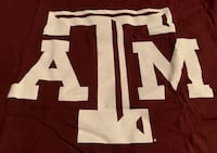 XL Texas A&M Aggies Stadium Maroon Shirt