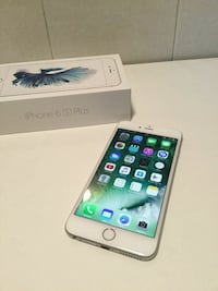 iPhone 6 plateado con caja Madrid, 28004