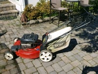 red and black push mower Frederick, 21703