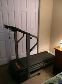 black and gray automatic treadmill Las Vegas, 89134
