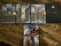 X Men movies and Superman Denver, 80205