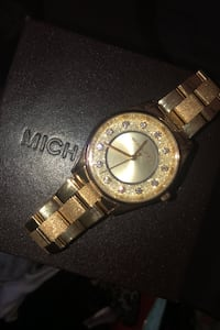 Limited addition MK watch brand new I purchased it for $400asking$200 Toronto, M9B 5E6