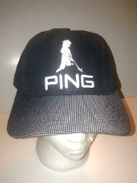 Ping Adjustable Golf Cap One Size Fits All  London