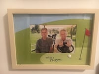 Golf Picture Frame St Peters