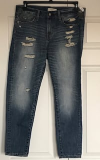 Abercrombie and Fitch Jeans (new with tags) Toronto, M5R 2X6