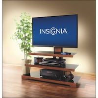 "Insignia Waterfall TV Stand for TVs Up To 50"" (NS-3IN1MT50C-C) Mississauga"