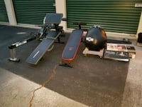 black and gray exercise equipment Greenville, 27858