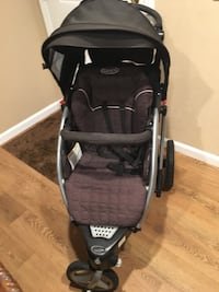 baby's black and gray stroller San Diego, 92114
