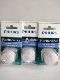 Philips pure radiance brush replacements new