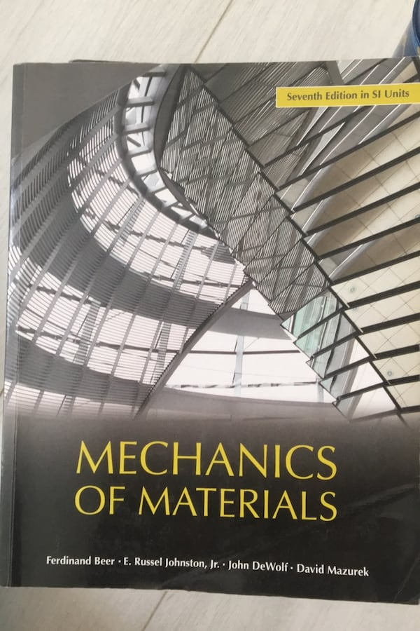 Mechanics of Materials 7. Edition c551477c-4da8-43e7-afa5-826d718778dd