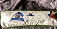 NEW Wenzel Ridgeline Sport Dome 3-Person tent Washington, 20012