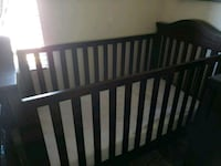 baby's brown wooden crib Compton, 90221