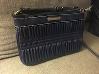 Blue Nine West purse  Oakville, L6H 6N7