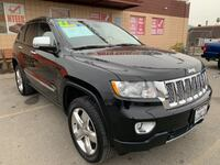 2011 Jeep Grand Cherokee 4WD 4dr Overland Summit Bakersfield, 93304