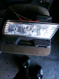 2012 acura mdx passenger side fog light