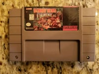 Donkey Kong Country - Super Nintendo Mississauga, L4Z 0A5