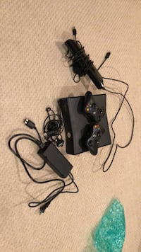 Xbox 360  w/kinect Mooresville, 28115