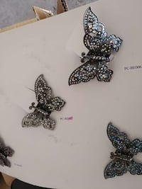 Good quality butterfly claw clip 5.00 each Richmond Hill, L4B
