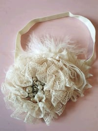 Beautiful hand made baby headband Kitchener, N2E 1H3