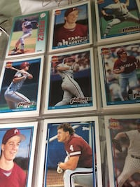 Baseball cards Hagerstown, 21740