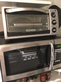 Toaster oven or microwave or both Washington, 20005