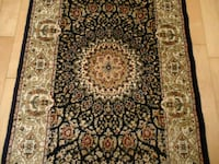 New 2x8 silk runner carpet 38 km