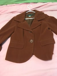 Bianca Nygard Tailored Jacket. Vancouver, V5W 1H1