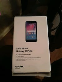 Samsung Galaxy J2 new in box must pick up in Edinburg