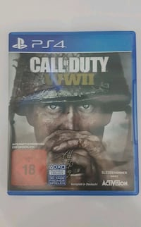 PS 4 Call Of Duty WWII Demetevler Mahallesi, 16290