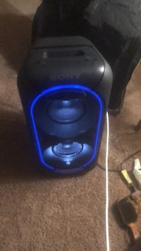 black and blue portable speaker Suitland, 20746