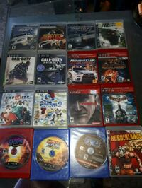 PS3 , xbox 360, playstation games  Laval, H7R 3E5
