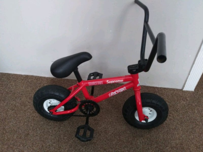 Mini rocker irock bmx.  0